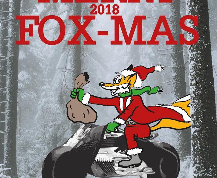 MERRY FOX-MAS