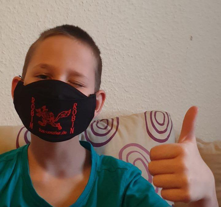 Maskenpflicht in Sachsen …