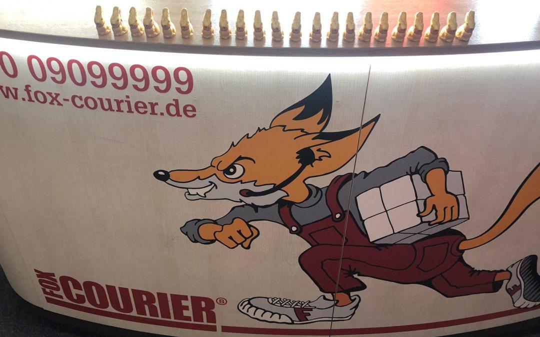 Oster-fox …